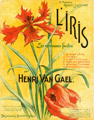 Search sheet music covers from the composer Henri Van Gael - page 2